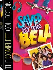 Saved by the Bell Complete TV Series Season 1 2 3 4 5 Box/DVD Collection Set NEW