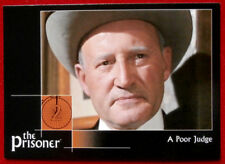 THE PRISONER Autograph Series - Volume 1 - DAVID BAUER - Card #33 Cards Inc 2002