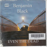 Benjamin Black Even The Dead 8CD Audio Book Unabridged Quirke Mystery 7 FASTPOST