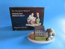 """Vintage Sebastian Miniatures """"Sebastian Studio� 1984 Signed"""