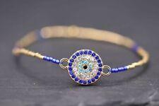 Fatima Eye - Beads Bracelet - Lucky Charm