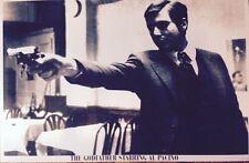 THE GODFATHER Poster - Al Pacino Full Size 24x36 ~ Michael Corleone Gun Shooting