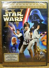 Star Wars: Episode IV - A New Hope Two-Disc Widescreen Limited Edition