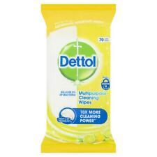 Dettol Power & Fresh Multi-Purpose Wipes - Citrus  Pack of 70