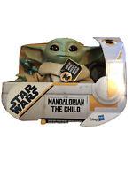 """Hasbro 7.5"""" Star Wars The Child Baby Yoda Talking Plush Toy New"""
