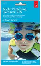 New Adobe - Photoshop Elements 2019 - Mac - Digital Delivery