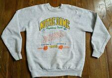 Notre Dame Football 1988 National Champions Fiesta Bowl Sweatshirt Shirt, scores