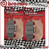 4 PLAQUETTES FREIN AVANT BREMBO FRITTE XS YAMAHA MAJESTY ABS 400 2010