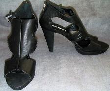 NEW Report Women's Thane Platform Banded Sandal Size10 Black