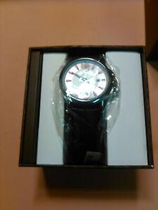 Lucien Piccard mens wrist watch 44MM
