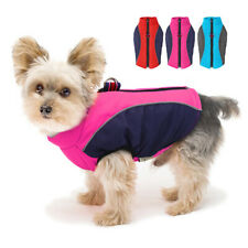 Warm Reflective Dog Coat Padded Comfortable Winter Dog Jacket Cat Safety Vest