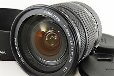 [VG] Sigma 17-50mm f/2.8 f2.8 HSM EX DC Lens for PENTAX (A26)