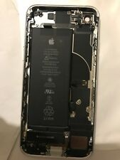 Official iPhone 8 Sliver REAR CHASSIS HOUSING WITH PARTS ORIGINAL GENUINE