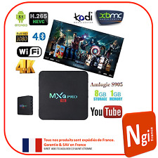 NGI®-MXQ ANDROID Smart TV Box hd 1080p Media Player QUAD CORE S802 1.5GHz