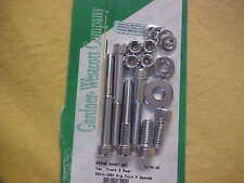 Harley, 48-84 Pan Head, Shovel head,complete  allen head motor mount bolt kit