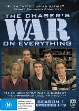 The Chaser's War on Everything: SEASON 1=EPISODES 1-13 DVD=BRAND NEW