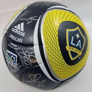 2009-10 LA Galaxy Team-Signed Adidas Jabulani Match Replica Landon Donovan