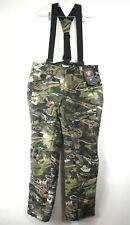 New Under Armour Forest Camo Pants 1316736-940 Men's Size XL Loose Fit NWT