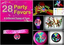 Trolls B -28 Party Favors-  Kids Birthday Prize Toys Supplies Grab Bag  Pinata