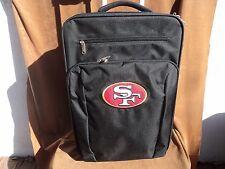 Denco 21' San Fransisco 49ers Spinner Carry-on