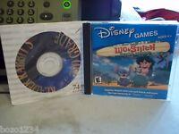 DISNEY LILO & STITCH HAWAIIAN ADVENTURE PC VIDEO GAME WINDOWS MAC +BONUS PC GAME