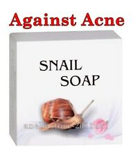 SNAIL SOAP Against Acne, Scar Removal, Anti-Pigmentation, Stretch Marks 30g