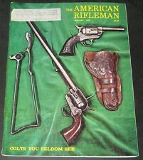 American Rifleman January 1976-Remington Model 700