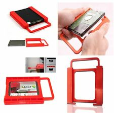 NEW 2.5 to 3.5 SSD HDD Notebook Hard Disk Drive Mounting Bracket Adapter Holder