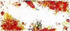 """Sam Francis """"Spleen (Red)"""" vintage 1971 Gemini G.E.L."""