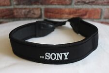 Sony Kameragurt DSLR Kamera Tragegurt Trageriemen Camera Strap SONY  # 218