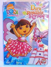 2 DVD DESSIN ANIME DORA L'EXPLORATRICE / DORA SAUVE LE ROYAUME DE CRISTAL