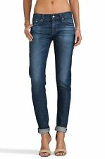 Adriano Goldschmied Jeans AG The Nikki Relaxed Skinny aged Wash Blue Size 27 R