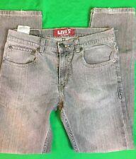 Levi's 511 Skinny Red Tab Black Patch Stretch Jeans  28 X 28 ( LL)