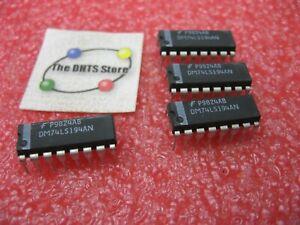 DM74LS194AN Fairchild Shift Register TTL IC 74LS194 74194 - NOS Qty 4