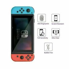 2-10pcs HD Clear Film Screen Protect Front Guard for Nintendo Switch Console US