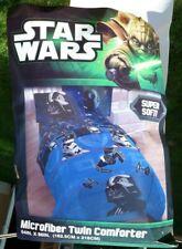 Star Wars Storm Troopers Darth Vader Twin Comforter Reversible