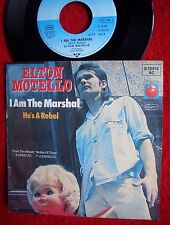 "ELTON MOTELLO  7""  He´s A Rebel  rare GERMAN-PRESSING # 1978 DAMNED/LONDON SS"