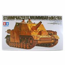 Tamiya 35077 German Sturmpanzer IV Brummbar Sdkfz166 Tank 1 35