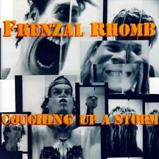 """New Music Frenzal Rhomb """"Coughing Up A Storm"""" LP"""
