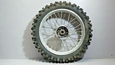 1994 HONDA CR500R CR500 CR 500 R VINTAGE MOTOCROSS REAR WHEEL TIRE RIM HUB