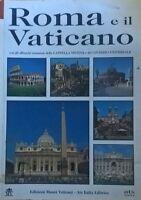 ROMA E IL VATICANO - Listri (1998 ATS Italia Editrice) Ca