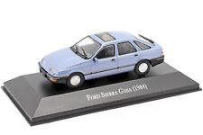 Ford Sierra Ghia Baujahr 1984 hellblau metallic 1:43 Altaya