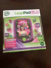 LeapFrog LeapPad2 GLO Kids Learning Tablet Purple Brand New Sealed RARE