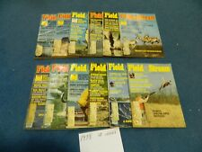 Lot of (12) 1978 FIELD & STREAM Magazines ~ Hunting - Fishing FREE SHIPPING