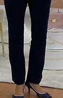 Isaac Mizrahi Live! Essentials Regular Boot- Cut Pants
