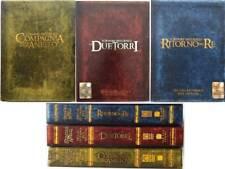 Dvd Il Signore degli Anelli - Trilogia Edizione Speciale Estesa 12 dischi Usato
