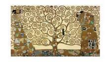 "Gustav Klimt TREE OF LIFE ~ A2 QUALITY CANVAS PRINT Poster 24""X 18"""