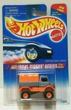 1994 Hot Wheels Real Riders Series Mercedes-Benz Unimog 318