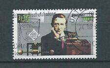 BRD nº 1803 radio radio Guglielmo Marconi