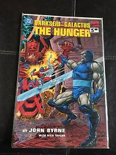 Darkseid vs Galactus the Hunger DC Graphic Novel John Byrne Silver Surfer Orion